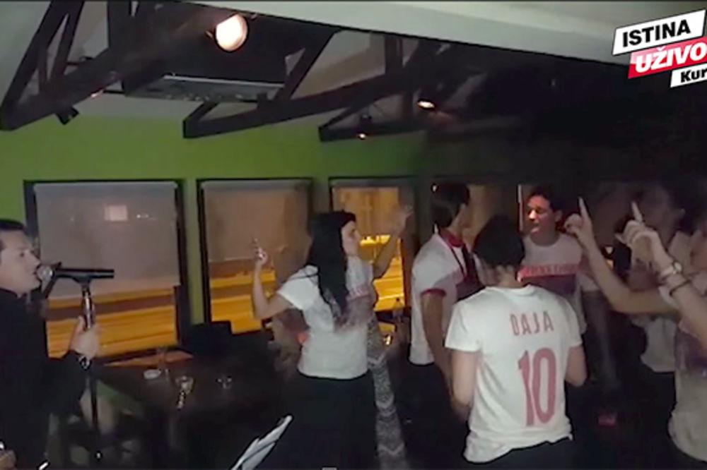 (VIDEO) OKO MENE SVE: Evo kako su zlatne košarkašice lumpovale uz Acu Pejovića