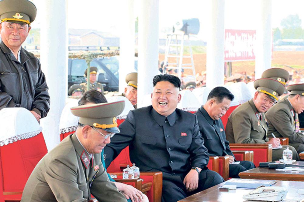 """Kancelarija 39 - Kim Džong Unov """"prozor u svet"""""""