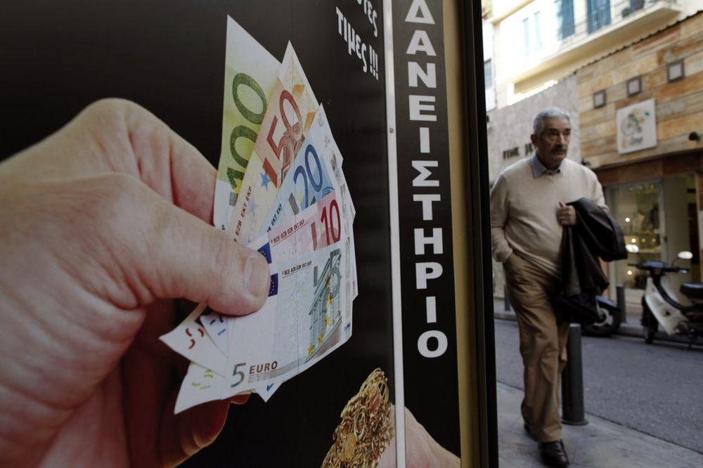 GDE JE OTIŠLO 240 MILIJARDI EVRA? Evo kako je Grčka potrošila kredit