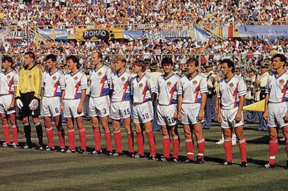 (VIDEO) MARADONA NAM NIJE MOGAO NIŠTA: Ovo je bila poslednja velika utakmica SFRJ
