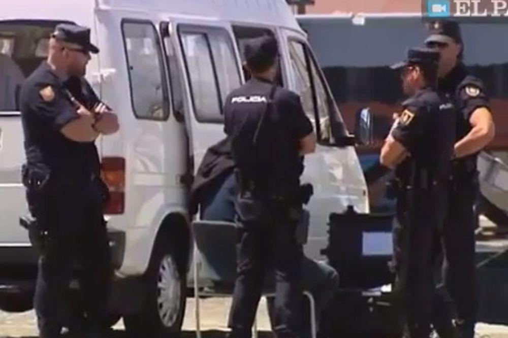 (VIDEO) ZAPELENJENE TONE KOKAINA: Među 69 uhapšenih 15 Srba, bivših pripadnika vojske