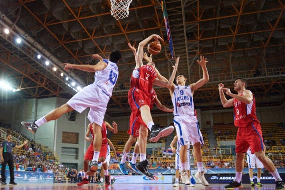 NE MOGU NA AMERE PRE FINALA: Srpski juniori doživeli bezbolan poraz od Grčke na Svetskom prvenstvu