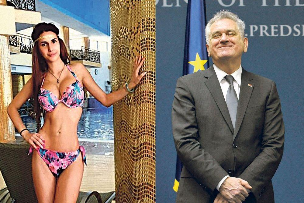 ČITAJTE U KURIRU NAPALA POLICAJCE SUZAVCEM Dušica Jevđenović: Nikolić mi je dao diplomatski pasoš!