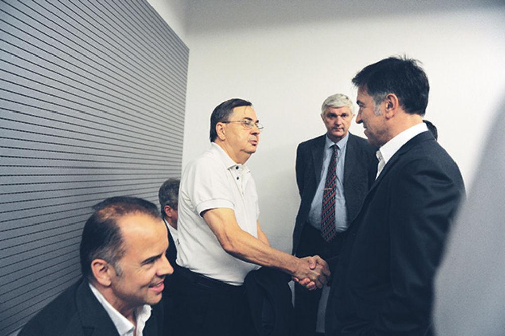 Cane Subotić se pojavio u sudu, Kertes se iznervirao