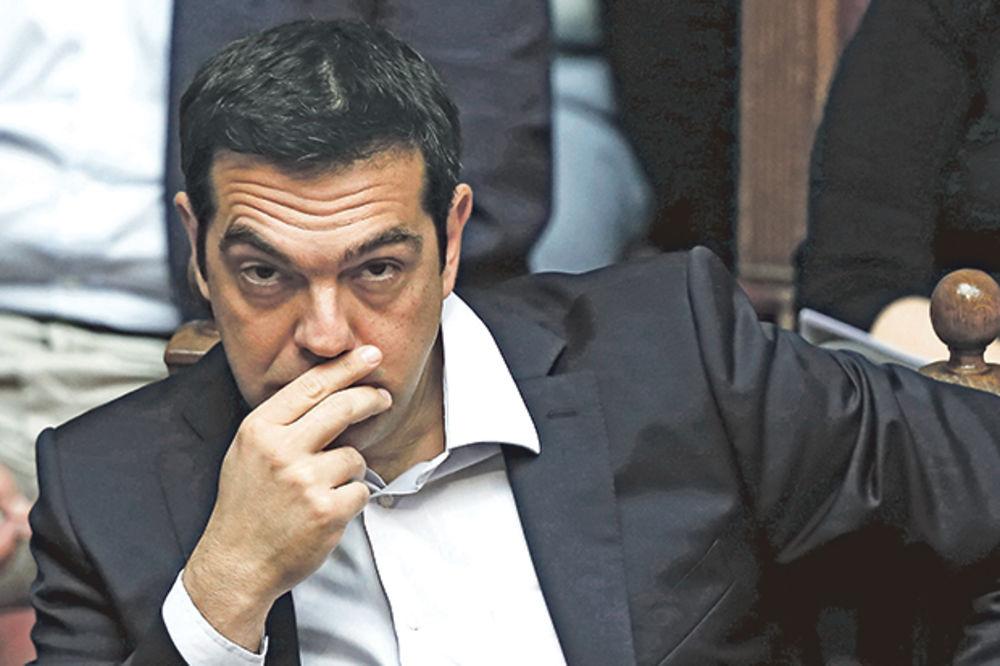KOLAPS: Grčka pred najvećim bankrotom u istoriji sveta