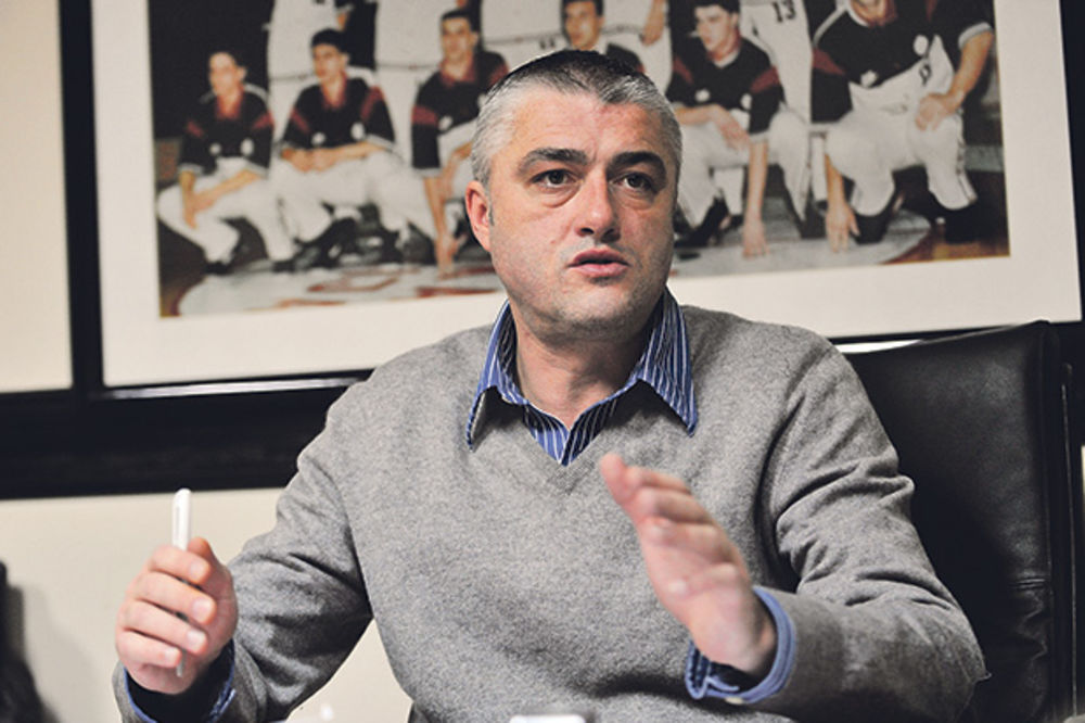 NE DOTIČU GA ČARŠIJSKE PRIČE: Danilović nema nameru da napusti Partizan