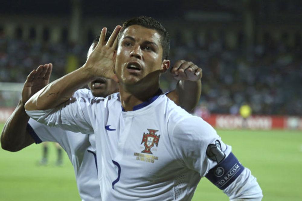 PORTUGALCI SPREMAJU BOMBU ZA ZLATO NA OI: I Ronaldo igra u Riju?