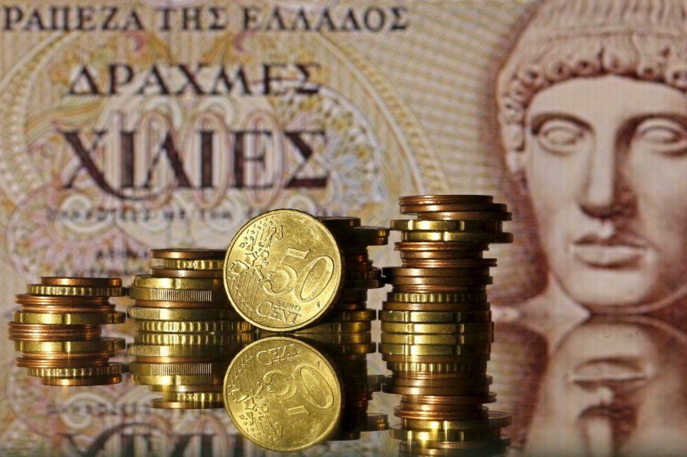 DRAHMA SE (NE) VRAĆA KUĆI? Evo šta bi se desilo kad bi Grčka izašla iz evrozone