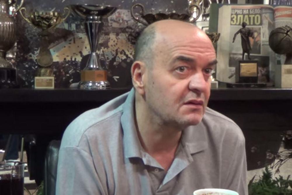 (VIDEO) Vujošević otvorio dušu: Mutno je vreme za Partizan, a sve prolazi bez reakcije...