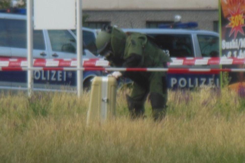 OSTAVLJEN KRAJ ŠINA: Putnici evakuisani zbog sumnjivog kofera!