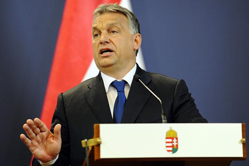 ORBAN ODLUČAN: Ako budemo prisiljeni, gradićemo ogradu i prema Hrvatskoj