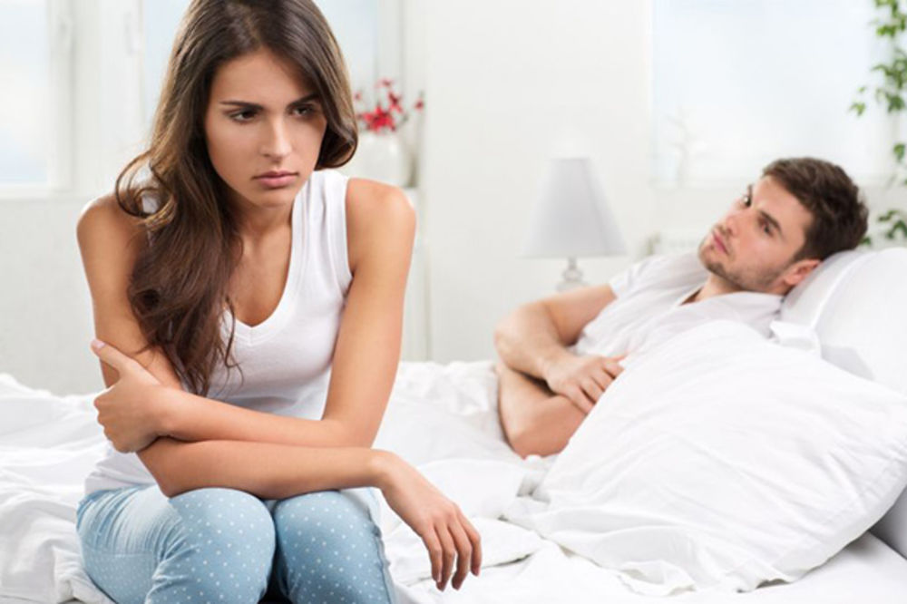 Šta kad je žena za seks, a muškarac i ne baš?