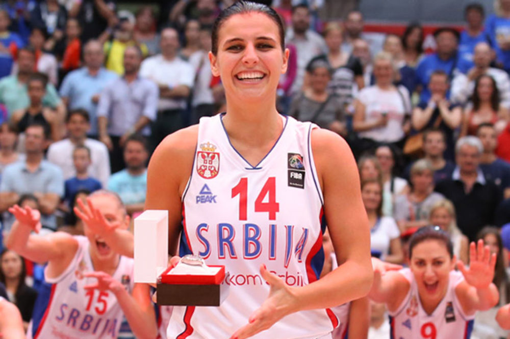 (VIDEO) U ČAST ANE DABOVIĆ:  Fiba objavila video snimak poteza MVP-ja Evrobasketa