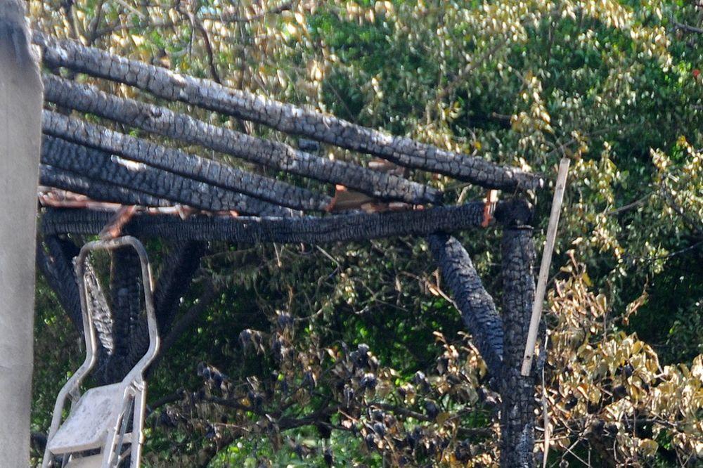 TRAGEDIJA U PODGORICI: Srbin izgoreo u požaru!