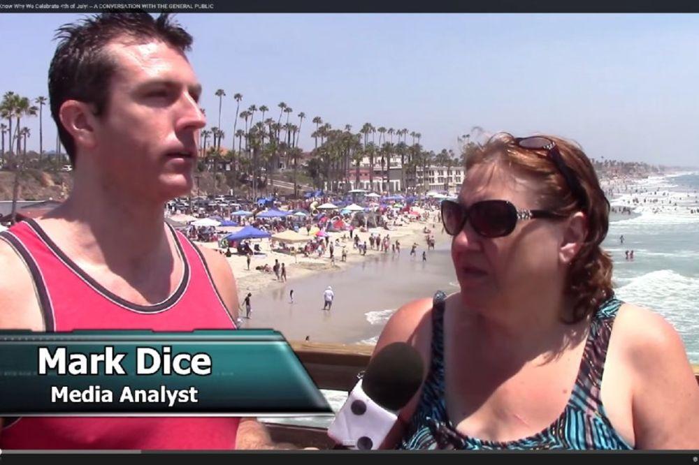 (VIDEO) AMERIKA SE OTCEPILA OD KALIFORNIJE: Građani San Dijega nemaju pojma šta slave 4. jula