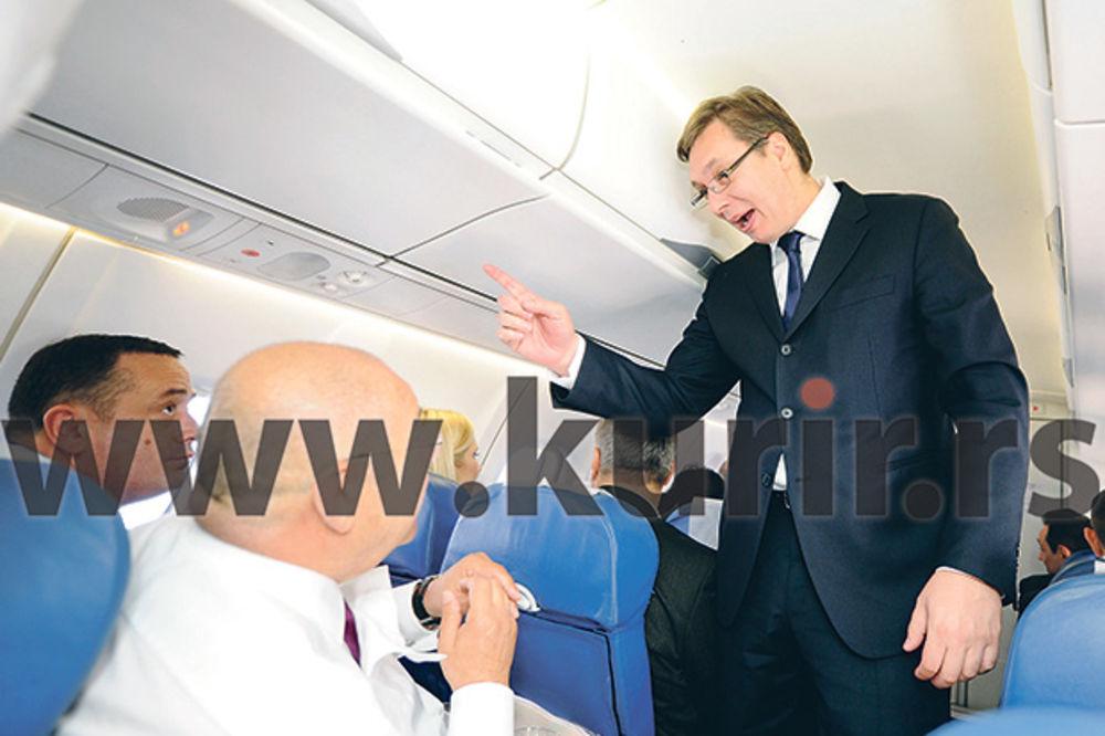 NEMA SPAVANJA: Premijer postrojavao ministre na 2.000 metara