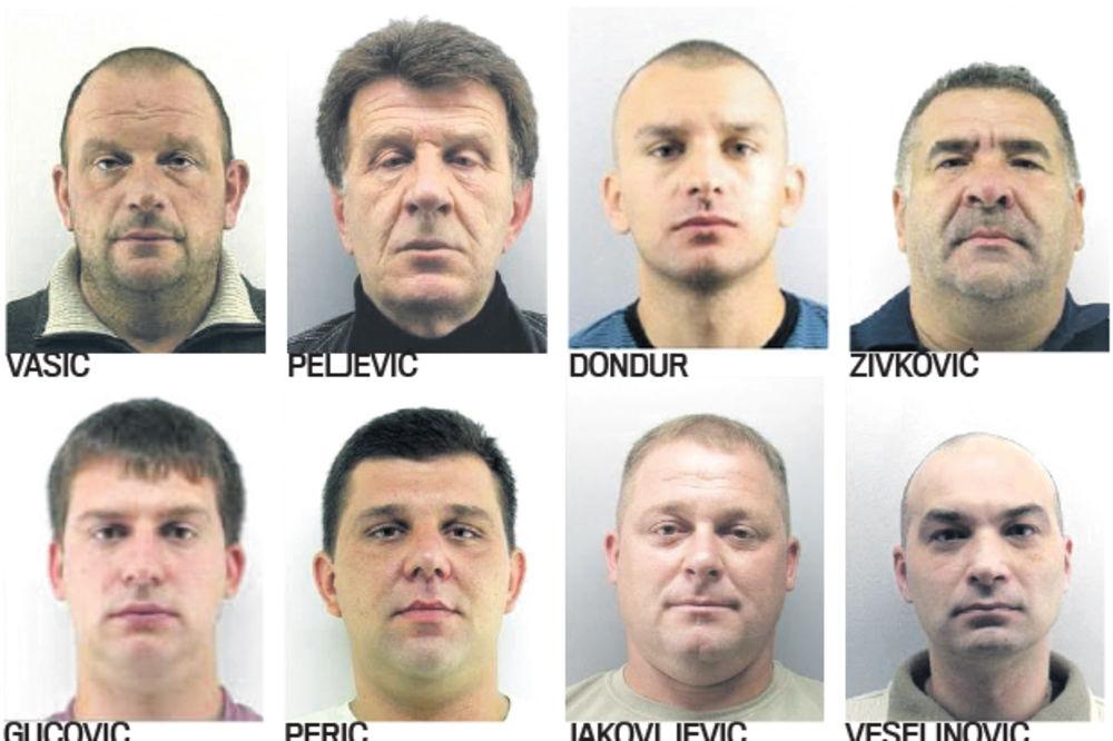 ŠVERC 3,5 TONA DROGE: Vinetu i Srbi glavni u poslu s kokainom