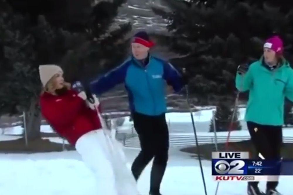 (VIDEO) ONI SU UŠLI U ANALE: Onesvestili se u živom programu i pali kao kruške