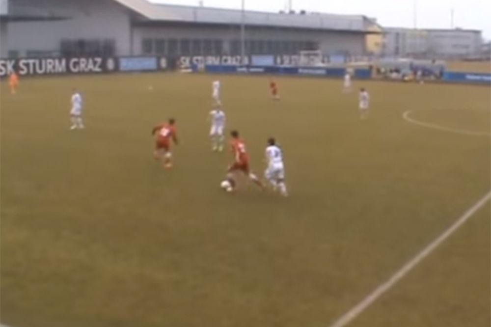 (VIDEO) NOVI POGBA: Srbin (17) poreklom iz Bileće potpisao za Lacio!
