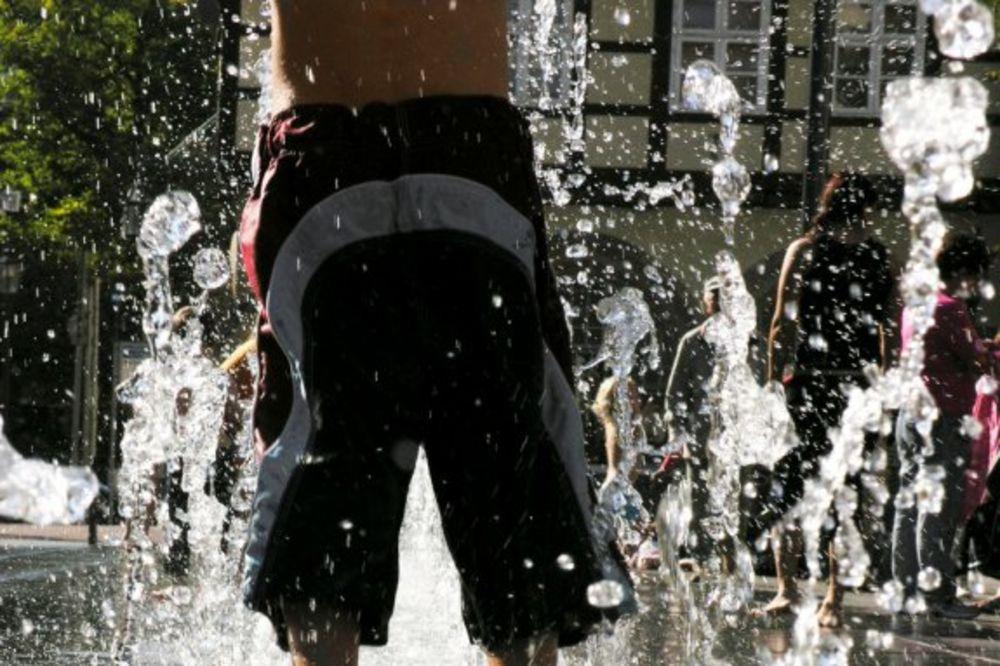LETNJE TEMPERATURE I DALJE: Sutra do 37 stepeni, kiša tek sledeće nedelje
