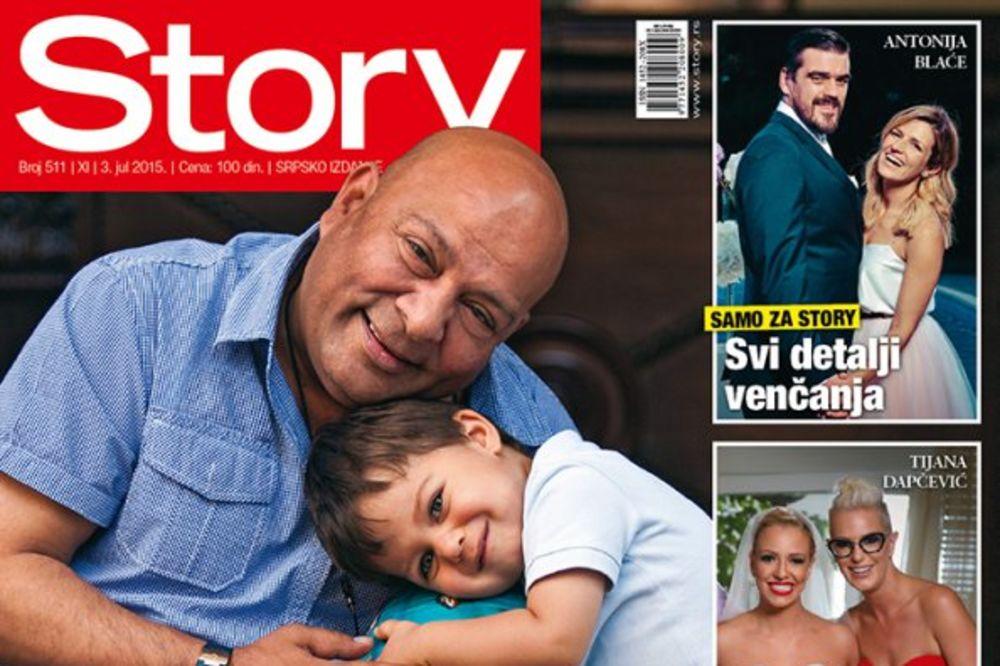 Novi Story Džej Ramadanovski: Zbog unuka sam ostavio drogu