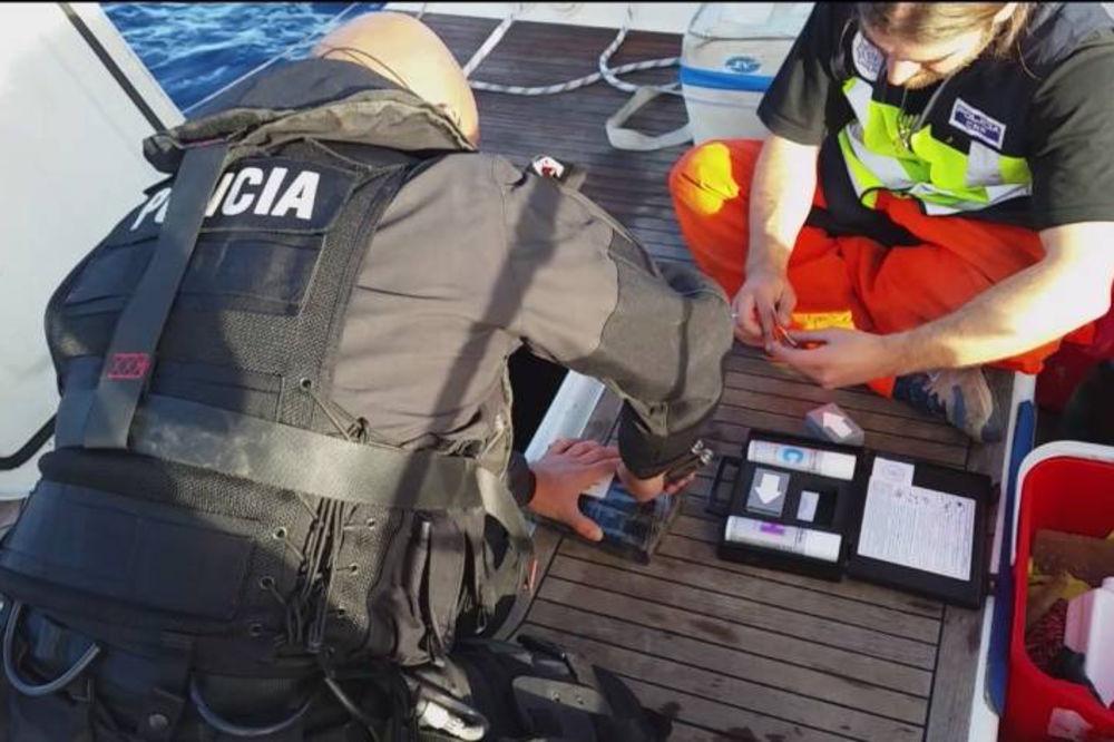 (VIDEO) SNIMAK AKCIJE VINETU: Ovako su hapsili Srbe sa 3,5 tona kokaina u Španiji!