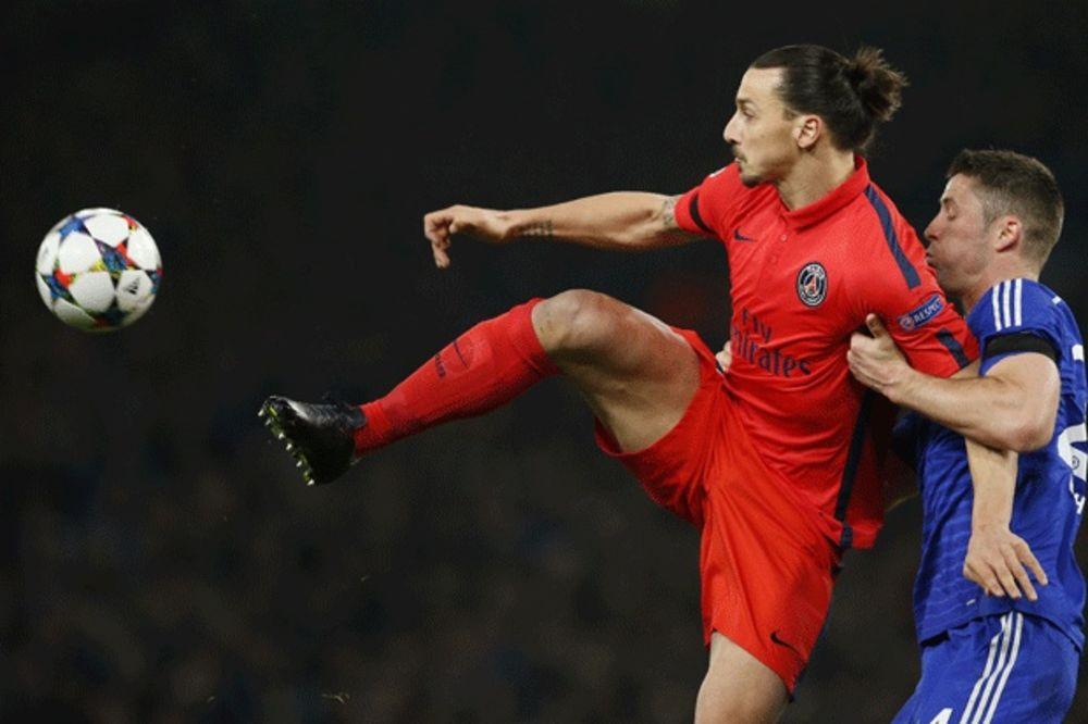 (VIDEO) OTKRIVENA TAJNA: Evo kako Ibrahimović izvodi akrobatske poteze