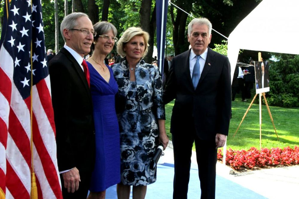 Kirbi: Srbija može da računa na Ameriku kao svog partnera i prijatelja!