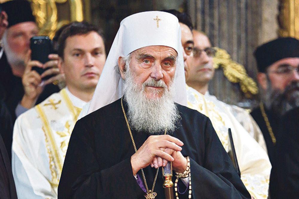 DAN PORODICE: Patrijarh Irinej uručuje Srbima medalje za ljubav