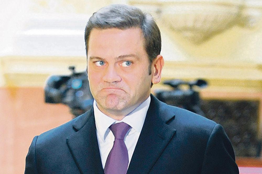 BORKO TRAŽI OD PREDSEDNIŠTVA DS: Raskinuti sve koalicije sa SNS