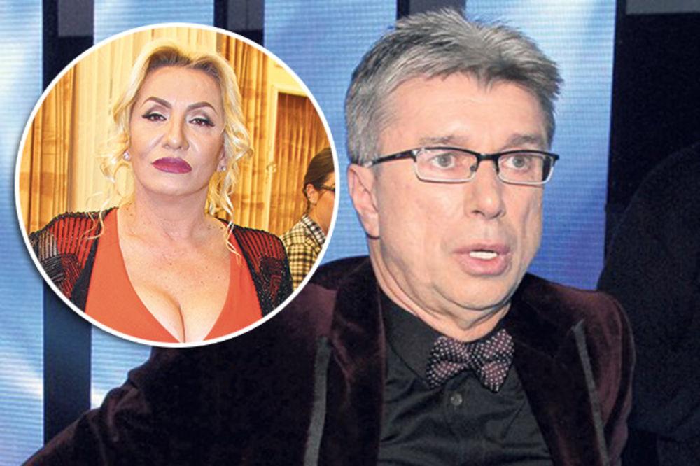 VESNA SLABA NA DIREKTORA GRANDA: Pevačica napala Popovića!