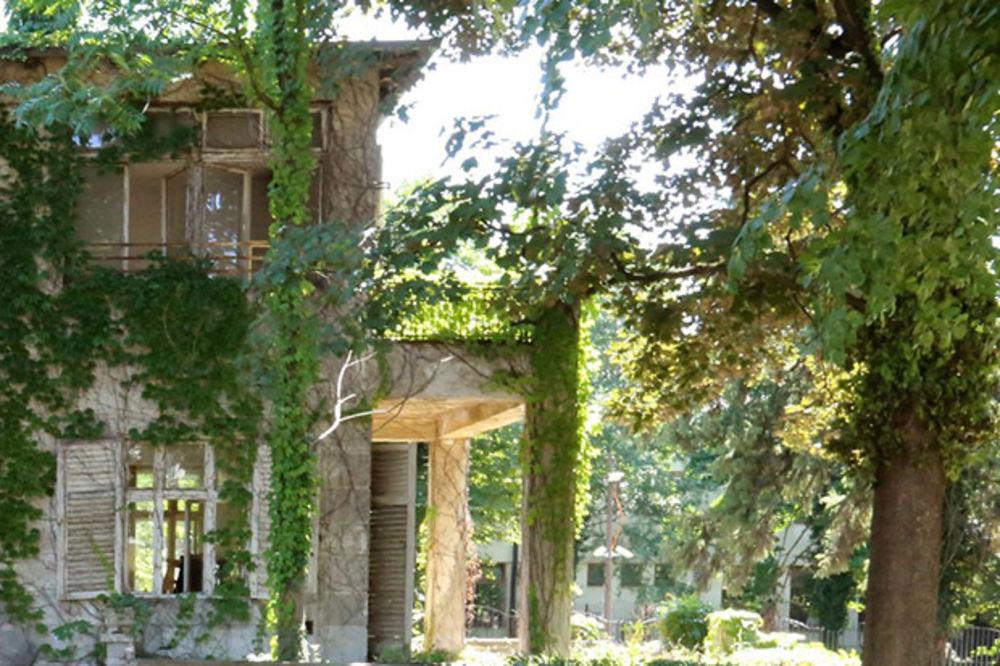 PO STAROJ CENI: Grad prodaje vilu Leke Rankovića za 4,5 miliona evra