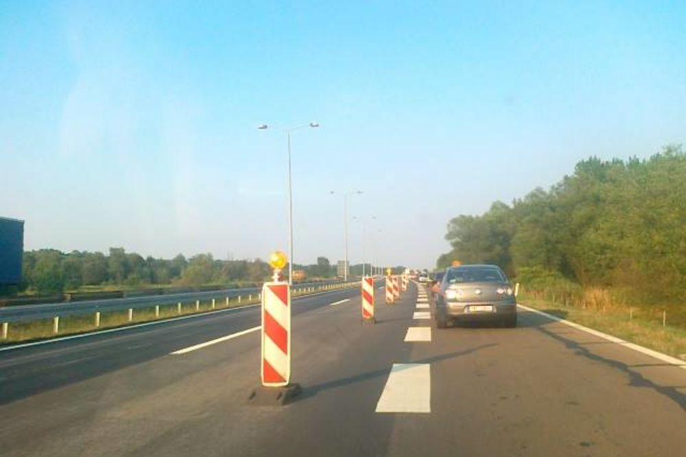 VELIKE GUŽVE: Intenzitet saobraćaja pojačan, formirane kolone