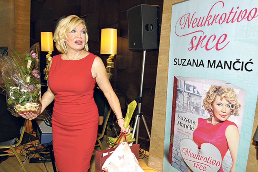 JADNO: Država rasipa pare na knjige Suzane Mančić