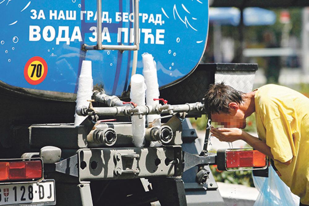 PAKAO: Sunce će spržiti Srbiju, pijte što više tečnosti!