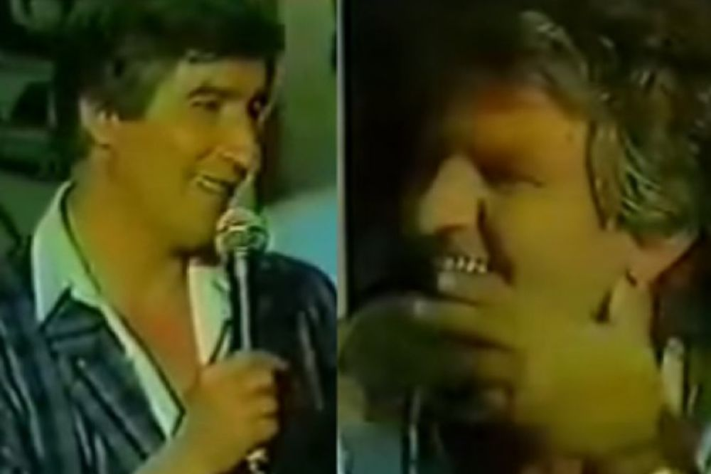 (VIDEO) DVE LEGENDE, DVA BOEMA, DVA PRIJATELJA: Jedna pesma od koje ćete se naježiti!