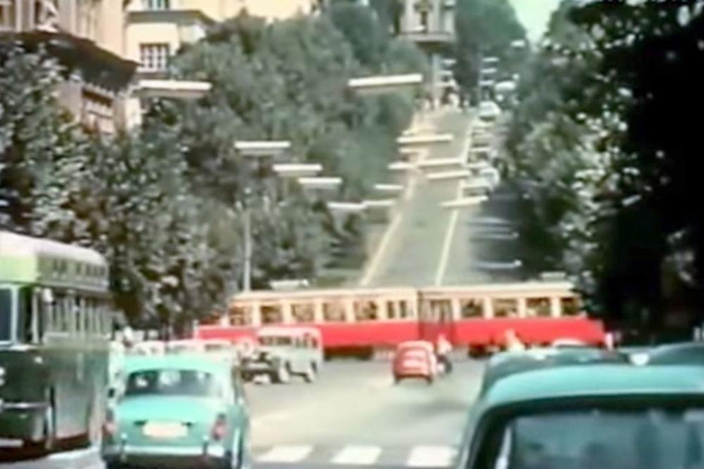 (VIDEO) KAKO SMO SAMO LEPO ŽIVELI: Ovako je bilo u Beogradu šezdesetih