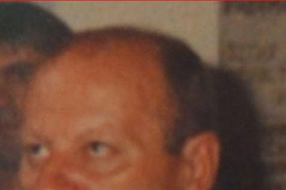 DA LI STE GA VIDELI: Nestao penzioner Miroslav Dragutinović (63) iz Samaila kod Kraljeva