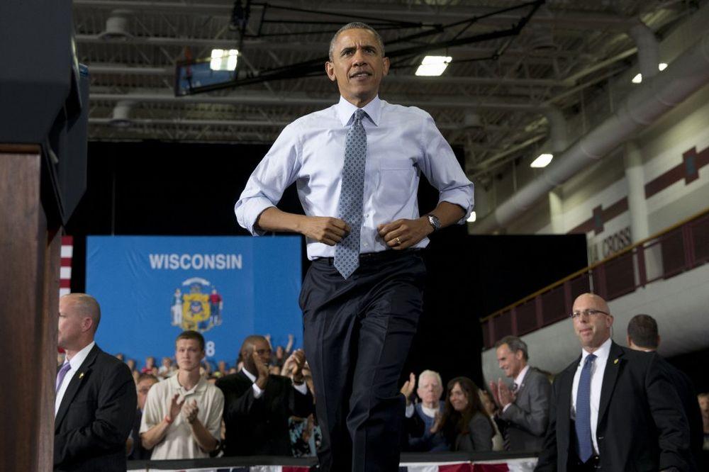 KOGA OBAMA SLUŠA? Američki predsednik objavio spisak omiljene muzike, mnogi su pohvalili njegov ukus