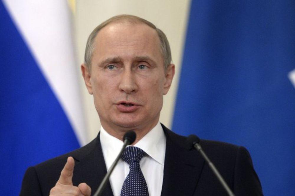 ŠTA JE RUS NAPISAO U ČESTITKI: Putin čestitao Obami Dan nezavisnosti