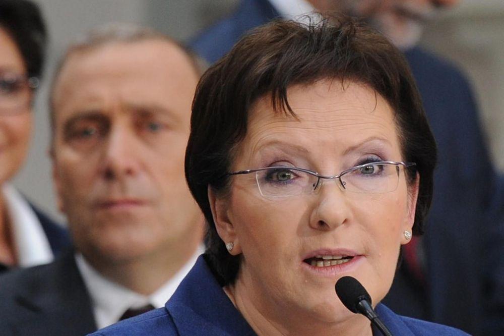 POLJSKA PREMIJERKA: Grke su prevarili njihovi političari