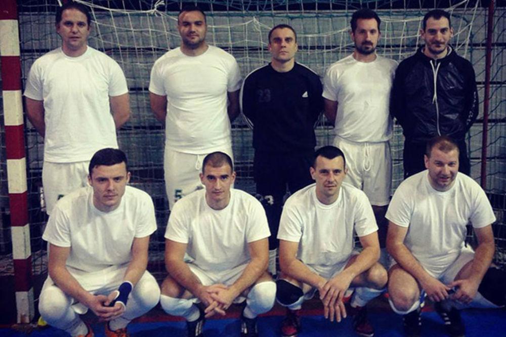 AMBICIJE: Klub malog fudbala iz Inđije postavio za cilj plasman u drugu saveznu ligu