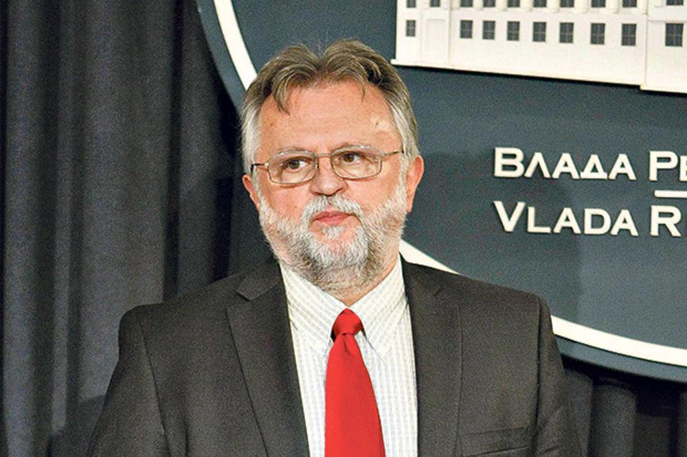 DUŠAN VUJOVIĆ: Sprečićemo odliv kapitala iz Srbije