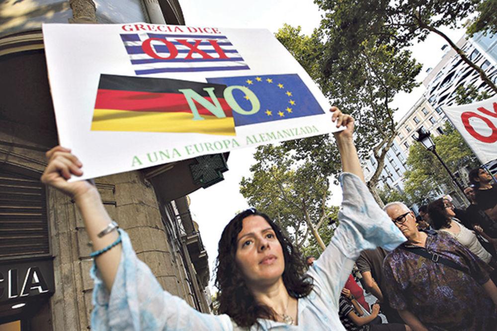Nemački političari: Težak rezultat referenduma