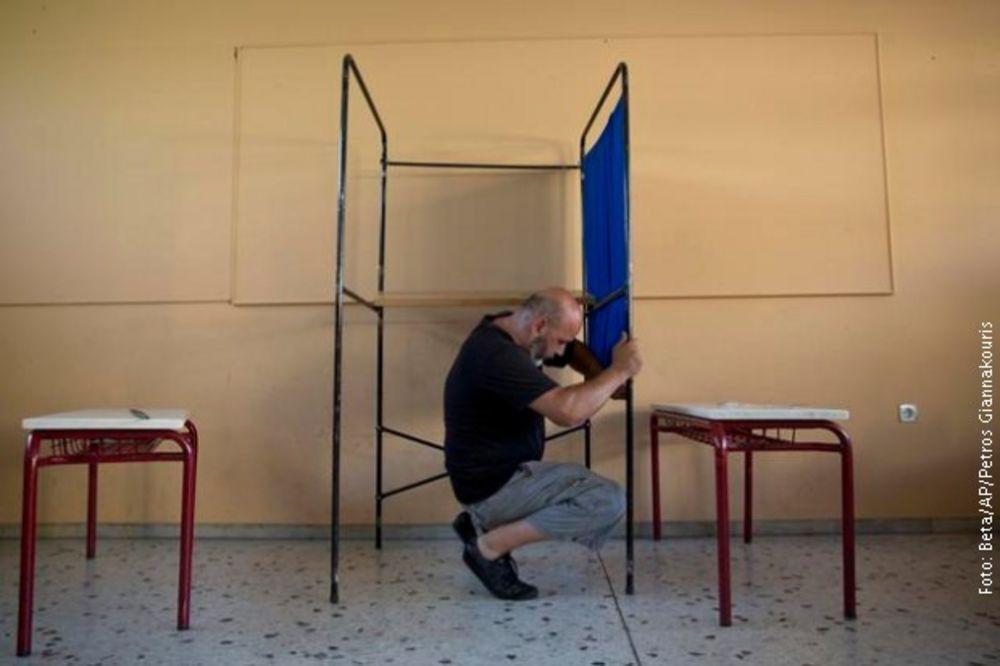 NEIZVESNO: Grci danas izlaze na referendum, otvorena birališta