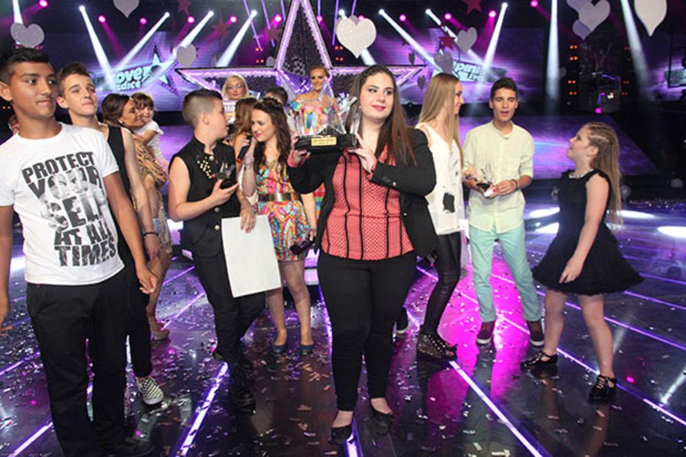 (VIDEO) MOĆAN GLAS PINKOVE ZVEZDICE: Ovako je Marija Serdar (13) stigla do finala!