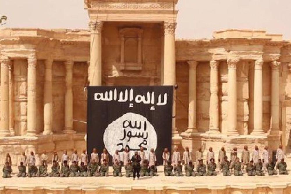 (UZNEMIRUJUĆI FOTO I VIDEO) KRVAVI PIR ISIL U PALMIRI: Deca teroristi likvidirala sirijske vojnike