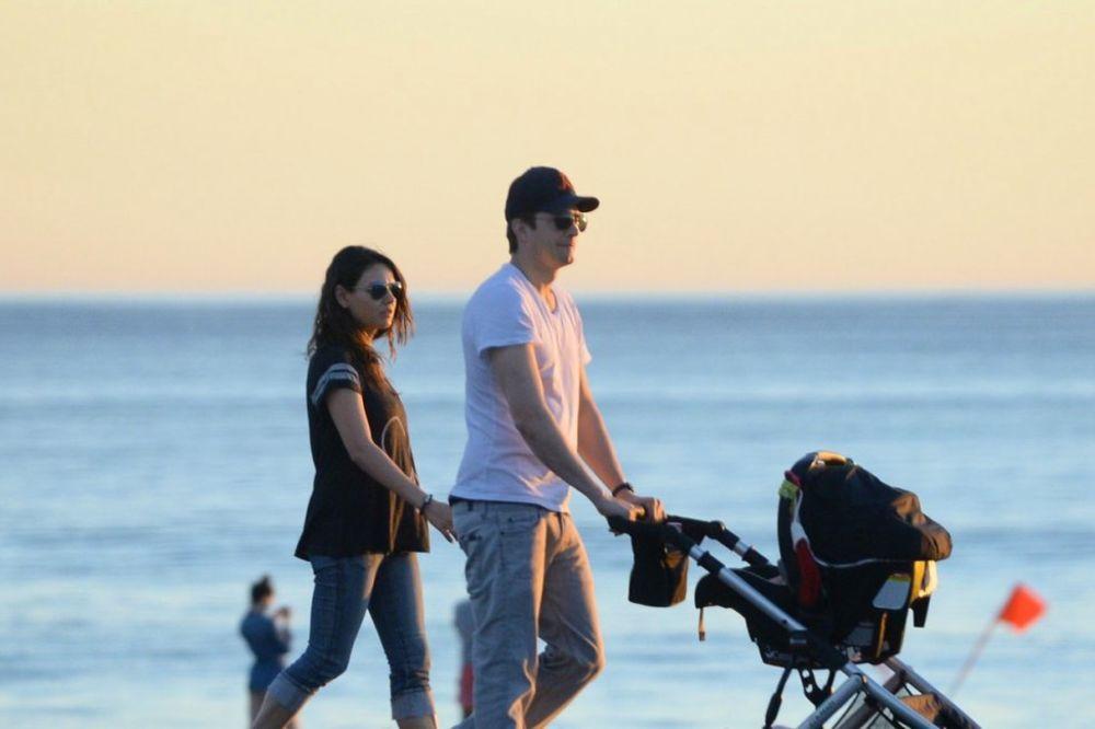 TAJNA CEREMONIJA: Venčali se Mila Kunis i Ešton Kučer