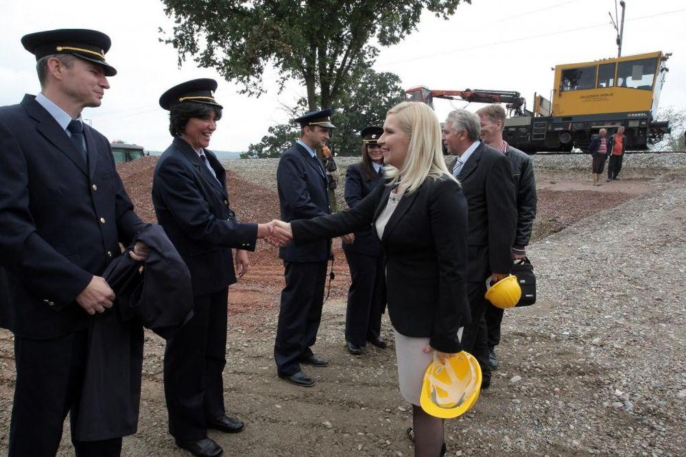 Mihajlović: Otpuštanja na Železnici neće biti