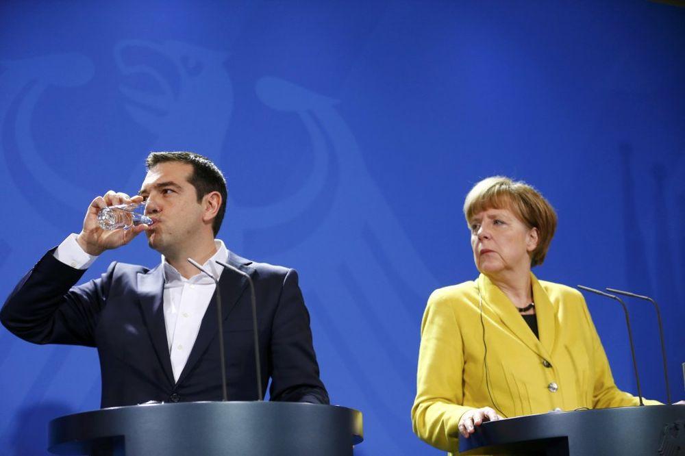 CIPRAS MERKELOVOJ: Atina sutra podnosi predloge za kreditore
